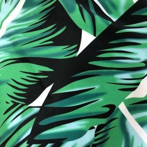 Swim - Tropical Swimsuit Top